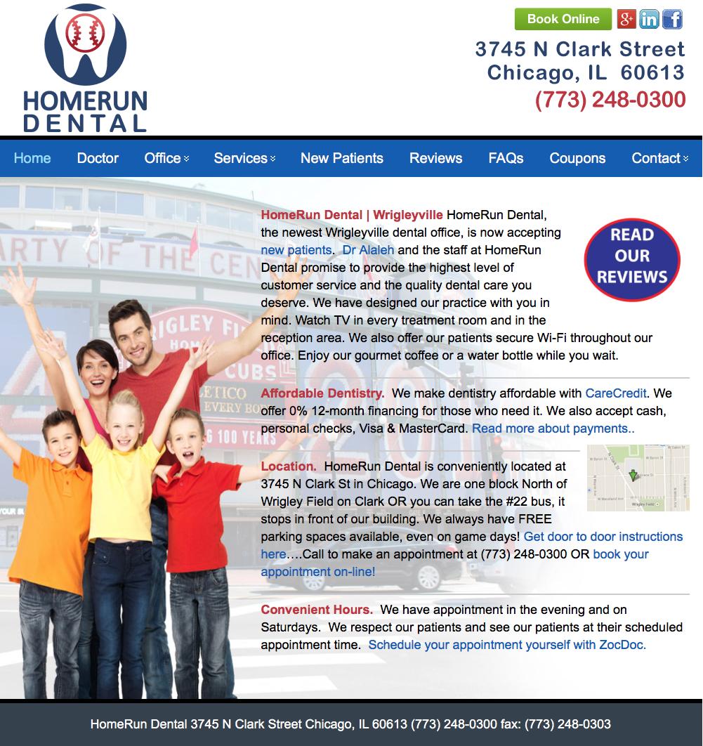 Website-HomeRun-Dental