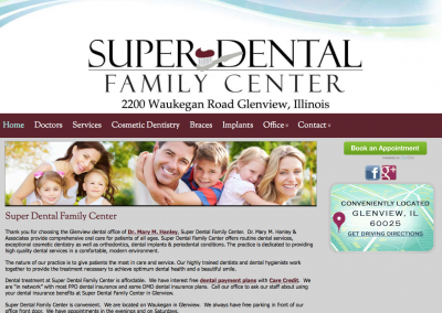 Website - Super-Dental-Family-Center